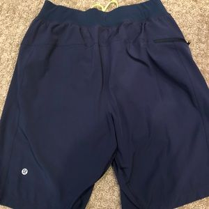 Men's Lululemon hybrid swim-shorts, S.